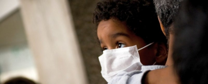 How likely is it that you'll be able to keep your kids from getting a cold completely?