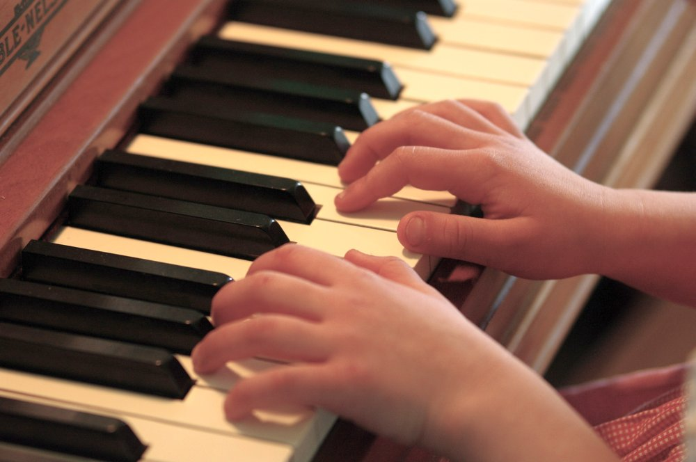 Playing a musical instrument is something that can enrich a child's life (wikipedia)