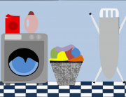 Why do you think it takes so long to do the laundry?