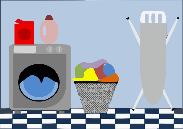 Why do you think it takes so long to do the laundry? (pixabay)