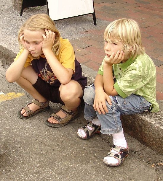 Are you worried that your child might be suffering from ADHD? (flickr)
