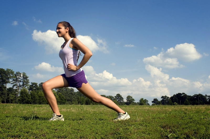 In a recent study published in the journal Cancer Epidemiology, Biomarkers & Prevention, researchers found that women who exercised during their teen years were less likely to die from cancer later on in their lives. (freestockphotos.biz)